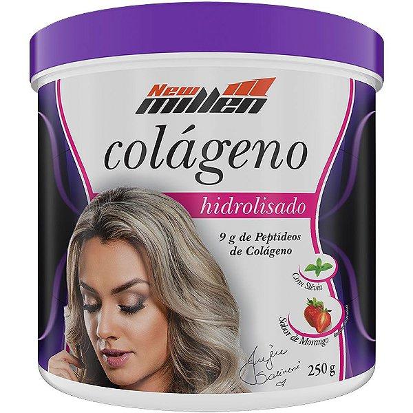 Colágeno Zero Carbo 250g - New Millen