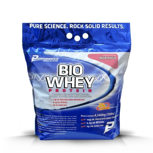 Bio Whey Protein 4,5kg - Performance Nutrition