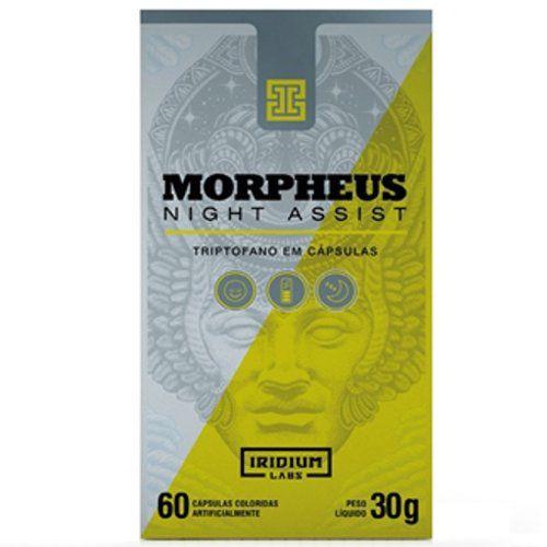 Morpheus 60 Cápsulas - Iridium Labs