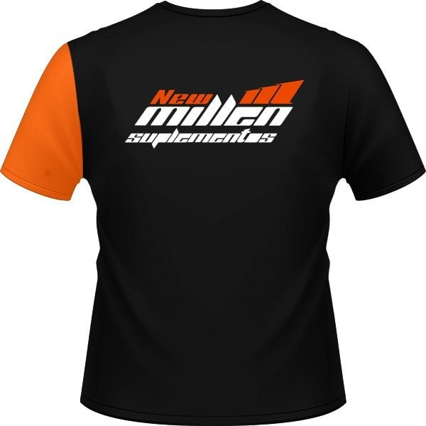 Camiseta New Millen