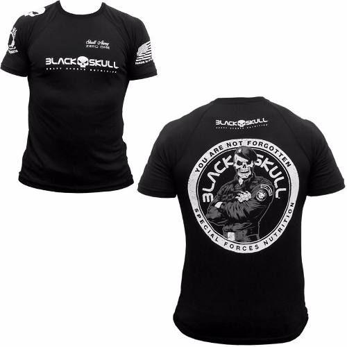 Camiseta Bope Black Skull