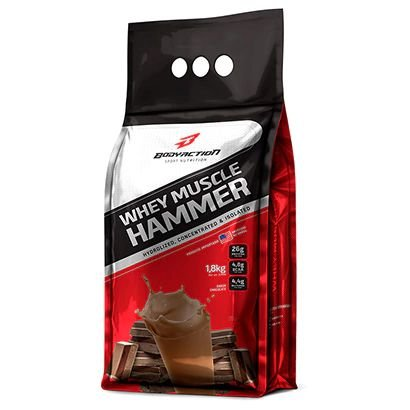 Whey Muscle Hammer 1,8kg - Body Action