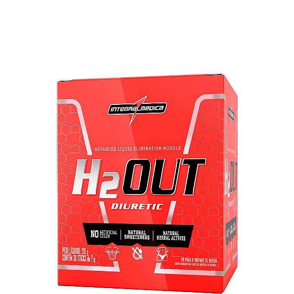 H2Out Diuretic 30 sticks - IntegralMédica