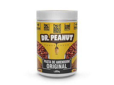 Pasta de Amendoim Original 1kg - Dr. Peanut