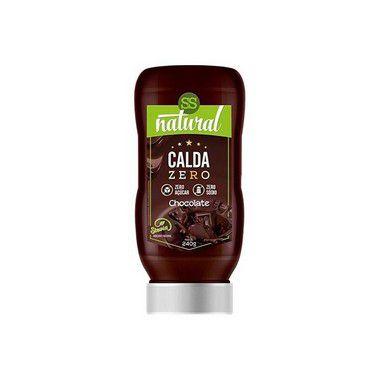 Calda de Chocolate Zero Açúcar 240g - SS Natural