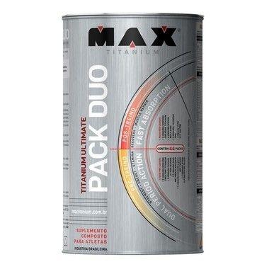 Ultimate Pack Duo 44 Packs - Max Titanium