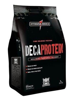 Deca Protein 1kg - IntegralMédica