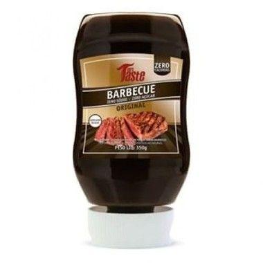 Molho Barbecue Zero Calorias 350g - Mrs Taste