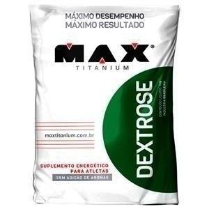 Dextrose Natural 1kg - Max Titanium
