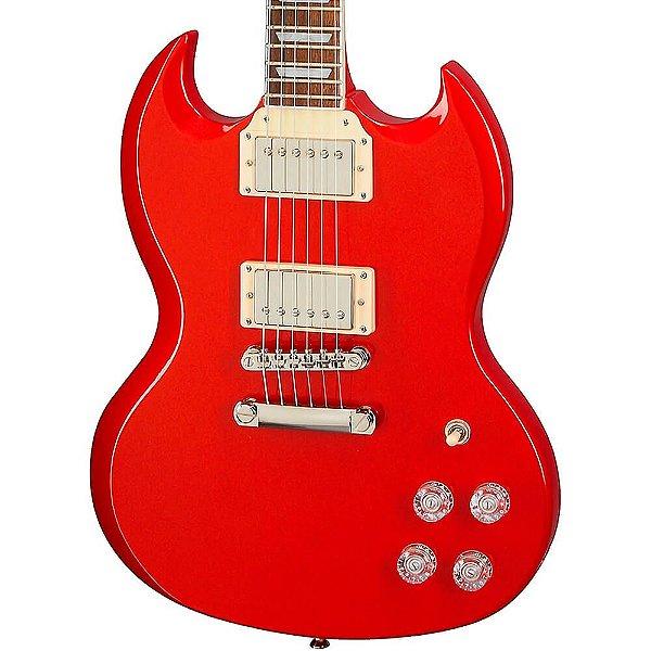 Guitarra Epiphone SG Muse Scarlet Red Metallic