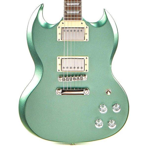 Guitarra Epiphone SG Muse Wanderlust Green Metallic