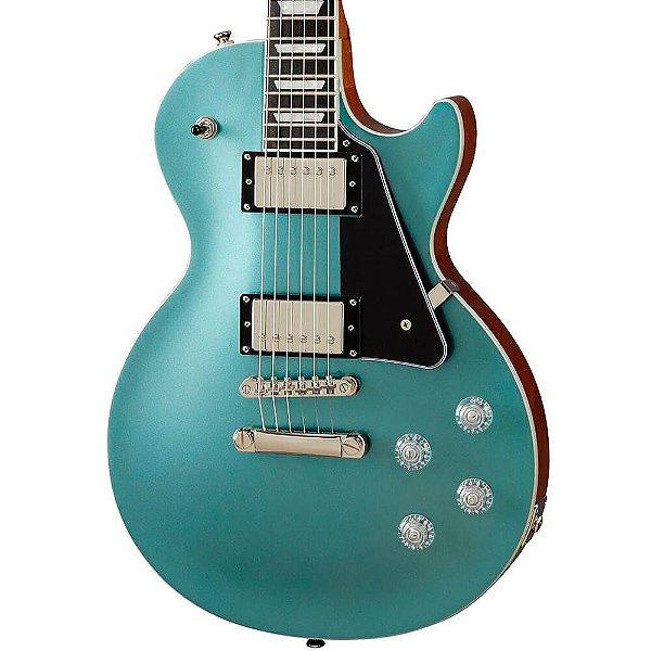 Guitarra Epiphone Les Paul Modern Faded Pelham Blue