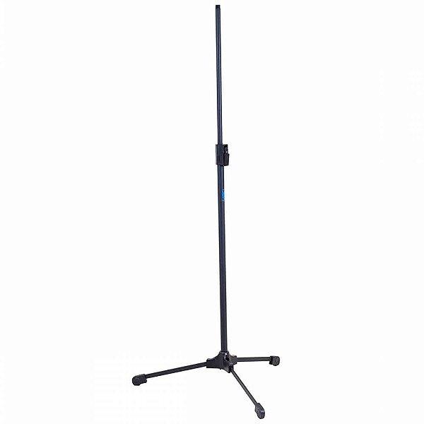 Pedestal Reto ASK TPR Preto para Microfone