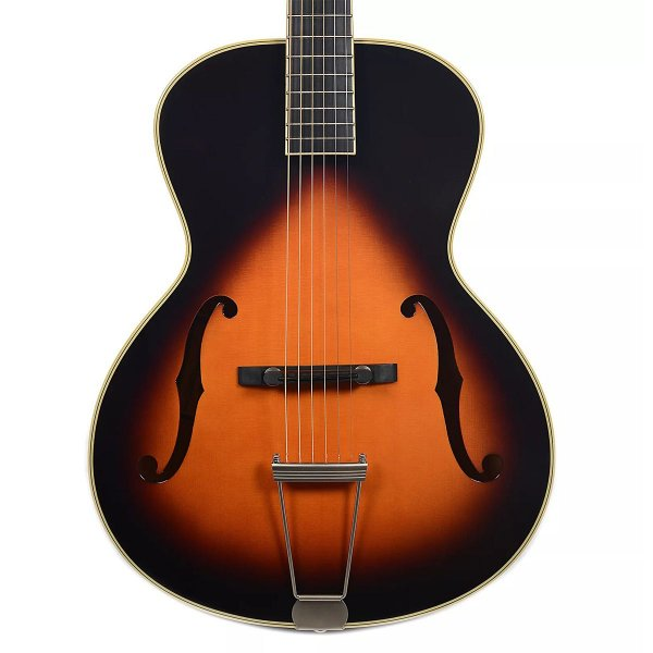 Violão Elétrico Epiphone Masterbilt Zenith Vintage Sunburst
