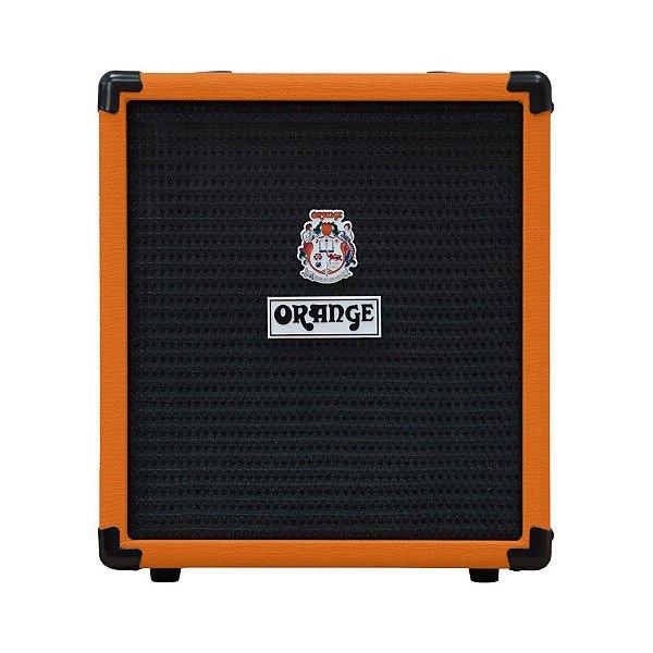 Caixa Amplificada Orange Crush Bass 25W 1x8 para Contrabaixo