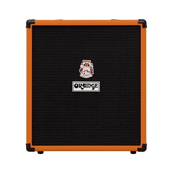 Caixa Amplificada Orange Crush Bass 50W para Contrabaixo