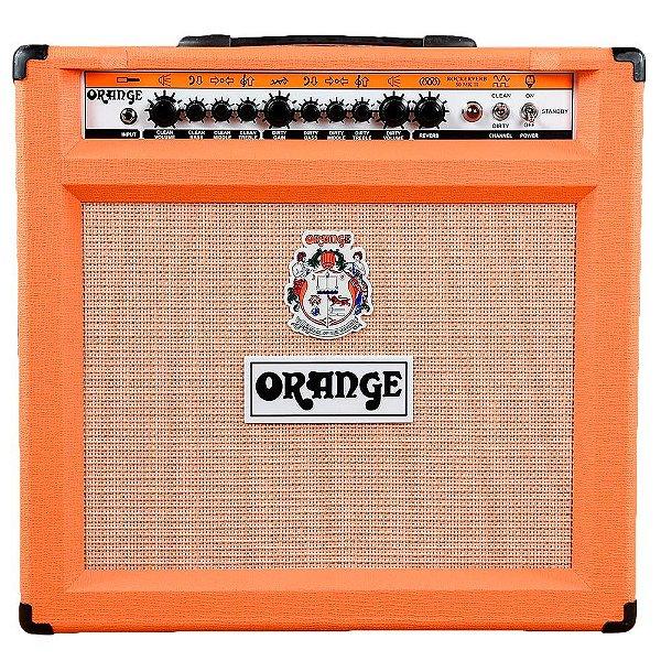 Caixa Amplificada Orange Rockerverb 50 MK2 1x12 50w Valvulado