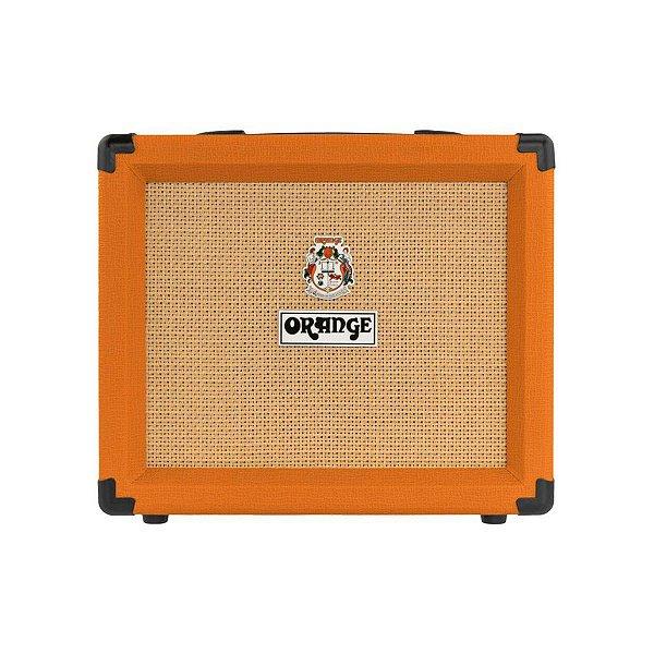 Caixa Amplificada Orange Crush CR20RT 20W 1x8 para Guitarra