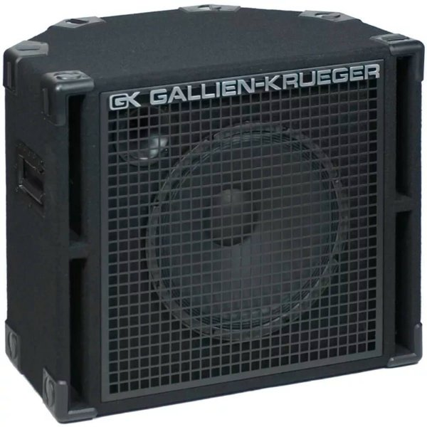 Gabinete Gallien Krueger 115RBH/8 1x15 400W para Baixo