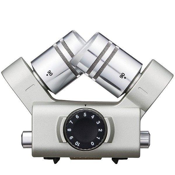 Microfone Zoom XYH-6 para Gravadores H5, H6, U44, F4, F8, Q8