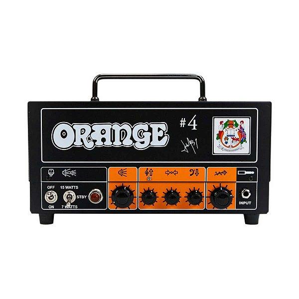 Cabeçote Orange Sign. #4 Jim Root Terror 7/15W para Guitarra