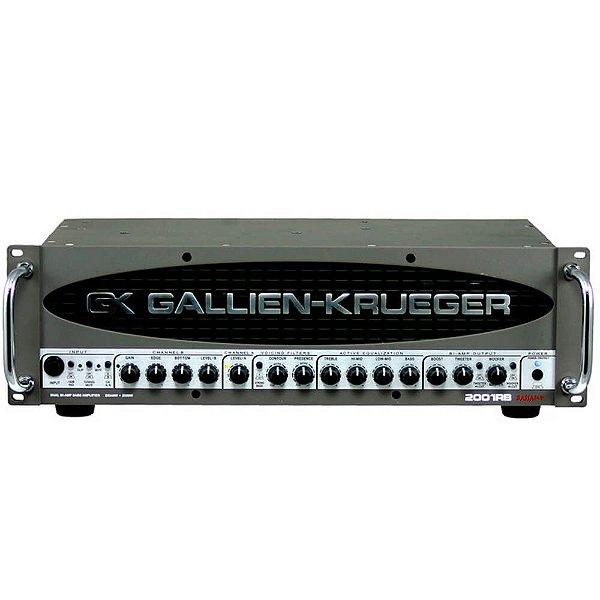 Cabeçote Gallien Krueger 2001RB 1080W 100V para Baixo