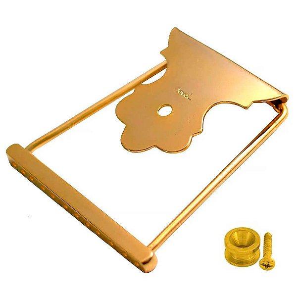 Afirmador de Cordas Deval 906G Dourado para Violão 12 Cordas