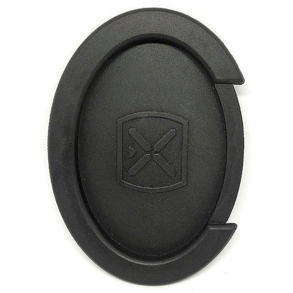 Bocal Redutor de Microfonia Ibox AFOV Oval para Violão