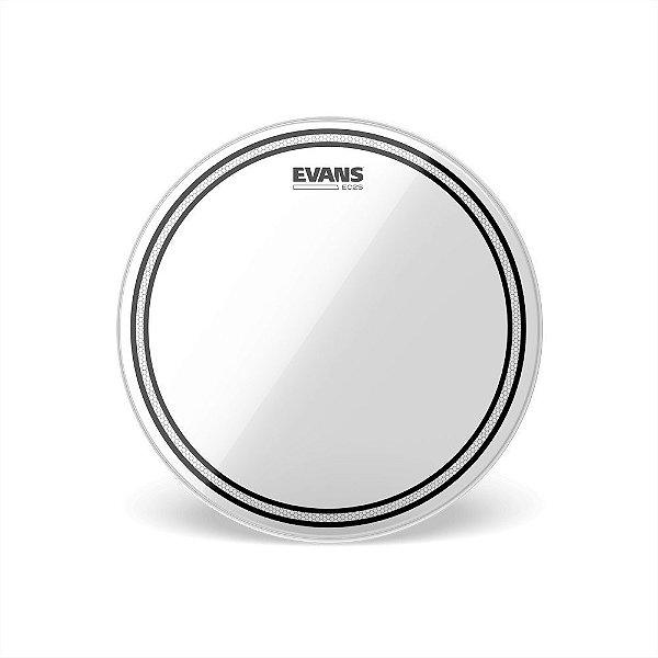 Pele Evans TT14EC2S 14 Clear Transparente para Tom