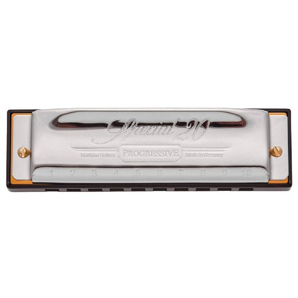 Harmonica Special 20 560/20 - D (RE) - HOHNER