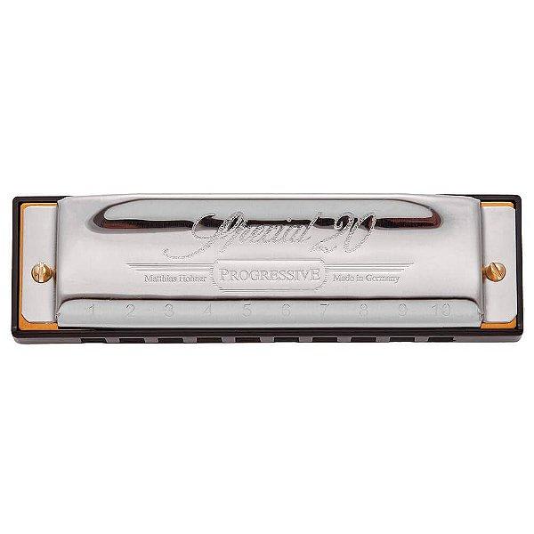 Harmonica Special 20 560/20 - A (LA) - HOHNER