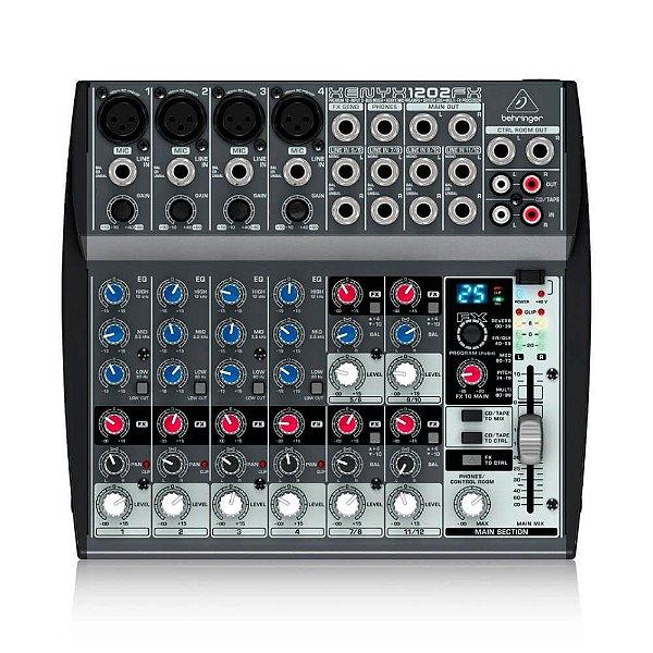 Mixer Xenyx 110V - 1202 FX - B1ehringer