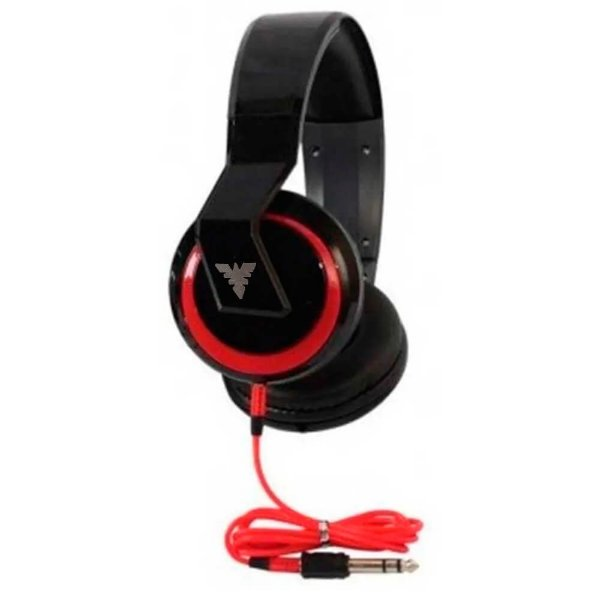 Fone de Ouvido Phx Leg-5 DJ-5899 Over-Ear Preto