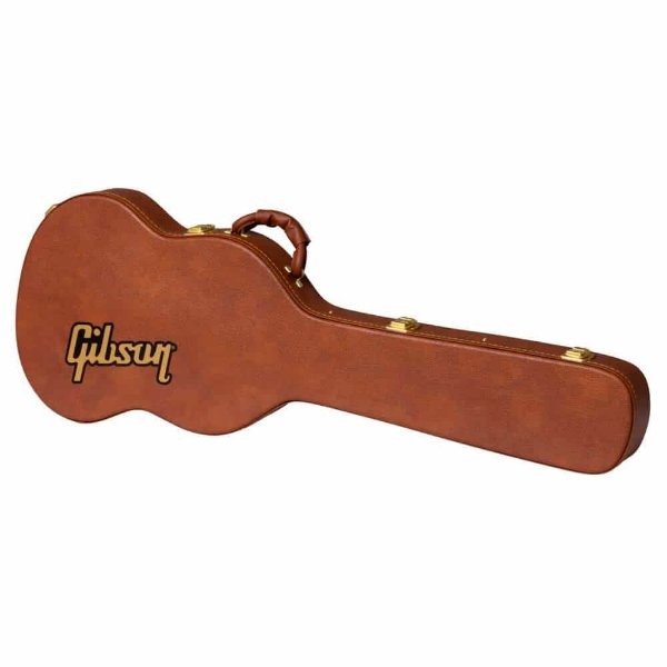 Case Gibson SG Historic Brown para Guitarra