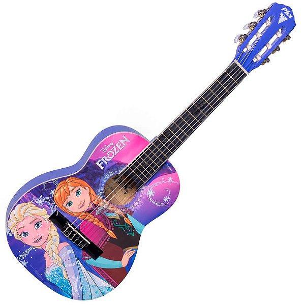 Violão Acústico Phx Vif-2 Disney Frozen Vif-2 Nylon
