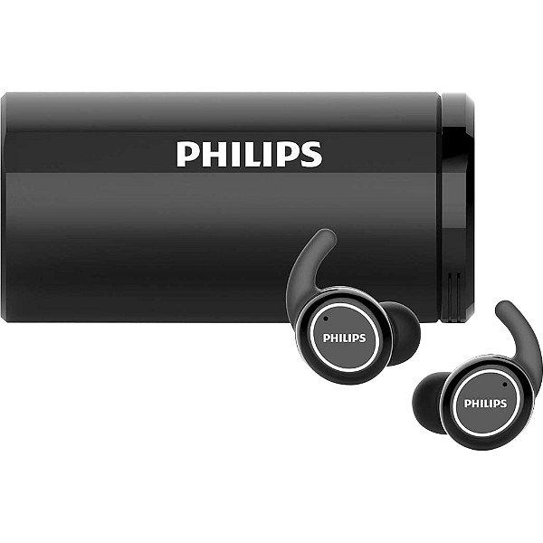 Fone De Ouvido Philips Tast702 Preto Bluetooth