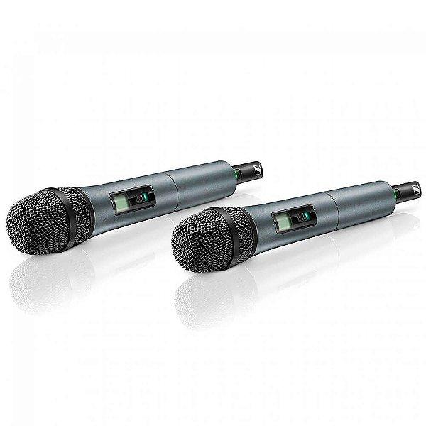 Microfone Duplo Sennheiser Xsw1835du Sem Fio