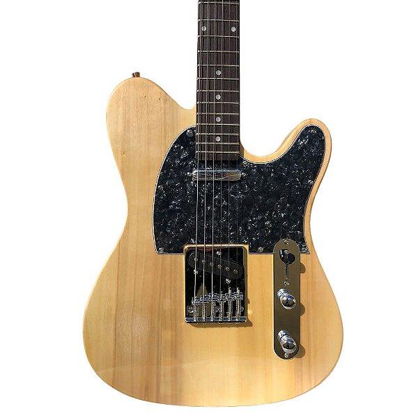 Guitarra Waldman GTE-200 Telecaster Natural
