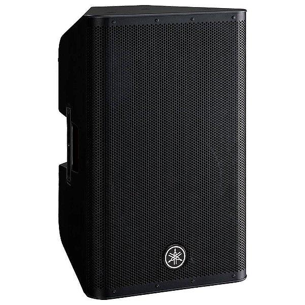 Caixa Acústica Amplificada Yamaha Dxr12 Mkii-bra 12