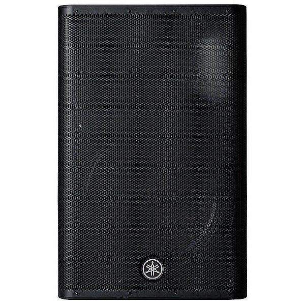 """Caixa Acústica Amplificada 15"""" de 2 Vias DXR15 MKII-BRA Preta YAMAHA"""