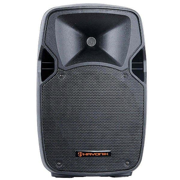Caixa Acústica Ativa 160W Bluetooth CPA 10200 HAYONIK