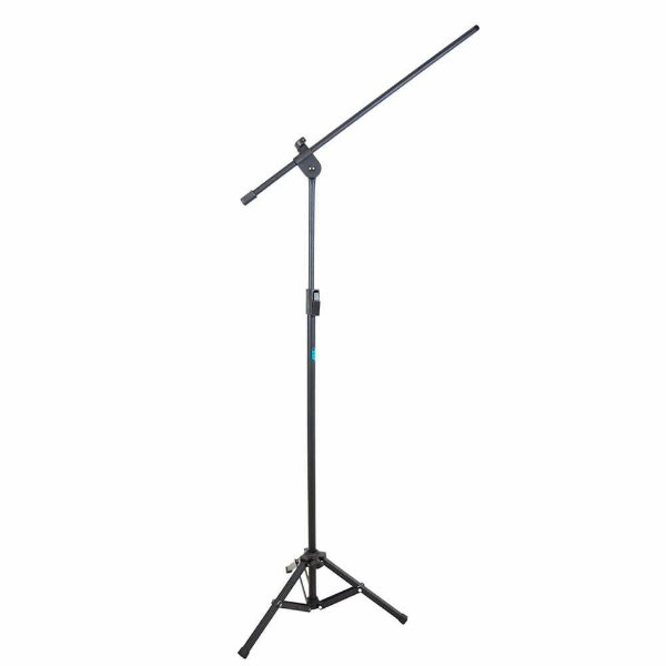Pedestal Girafa Ask Tpa Para Microfone Ou Banner Preto