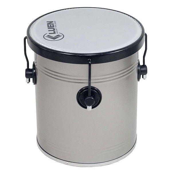 Repique de Mão Luen Percussion 30x10 Chapa Escovada Natural