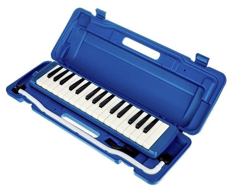Escaleta Hohner Student Melodica 32 Teclas Blue com Estojo
