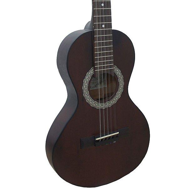 Viola Caipira Ponteio Acústica Marquês Vil-52 Castanho