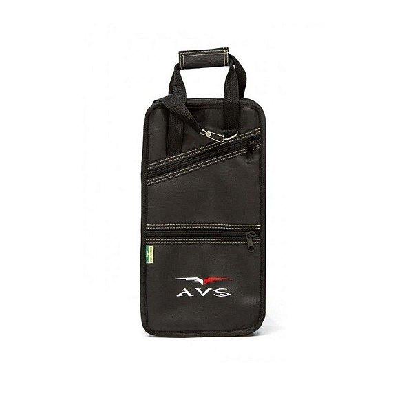 Porta Baquetas AVS BIP054EX Executive Preto 24 Pares
