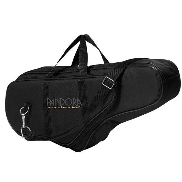 Bag Capa AVS BIS006SL Super Luxo Preto para Saxofone Alto
