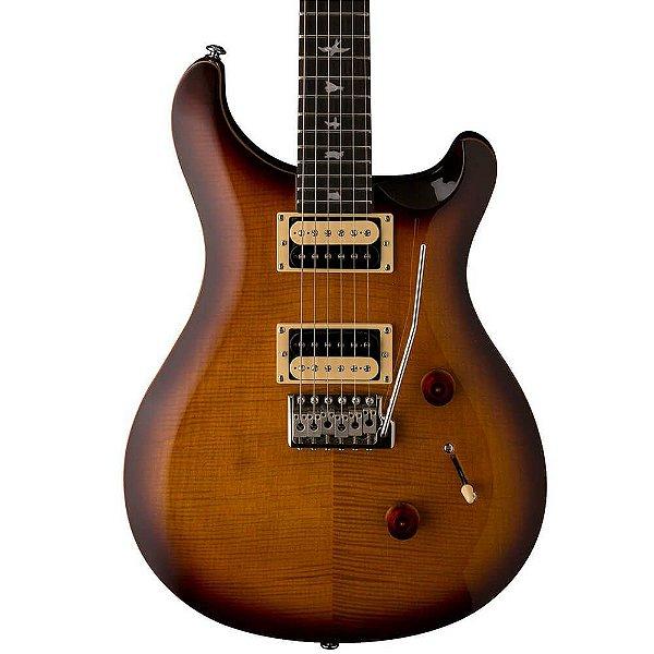 Guitarra PRS CU4 Custom Double Cutaway Tobacco Sunburst