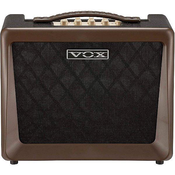 Caixa Amplificada Vox VX Series VX50-AG 50W para Violão