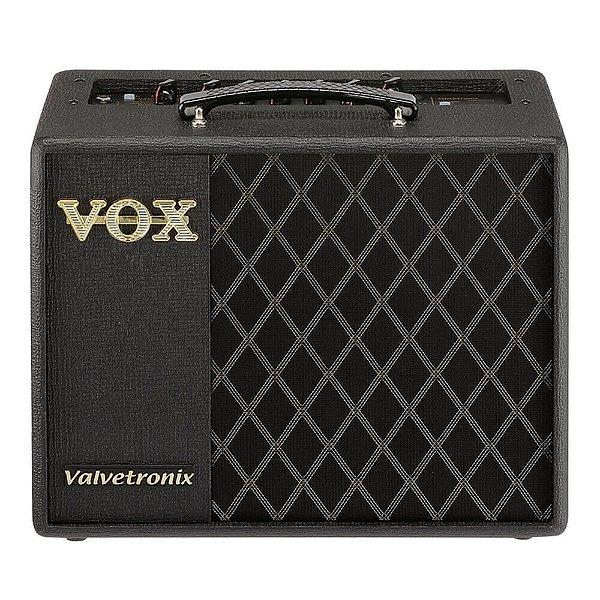 Caixa Amplificada Vox Valvetronix VT20X Valvulado para Guitarra